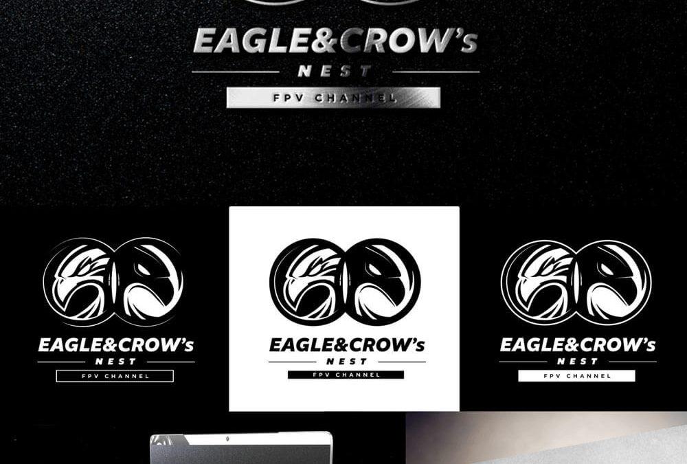 Izrada loga: Eagle&Crow's nest